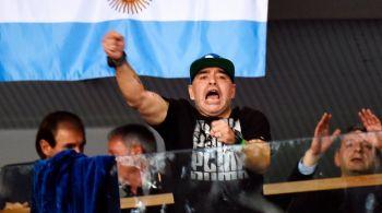 Maradona y su propuesta para resolver la crisis de la AFA