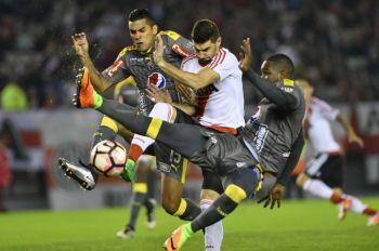 Independiente Medellín sorprendió y venció a un River alternativo