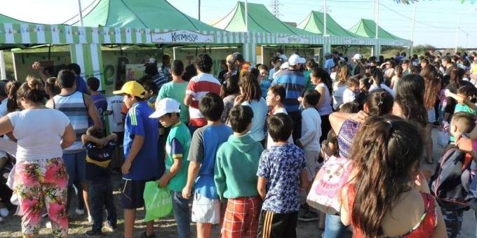 El Tekové fue epicentro de actividades deportivas y familiares del fin de semana