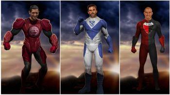 Tras las quejas, los equipos chicos ahora también tienen superhéroes