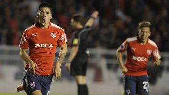 Independiente y una dura parada en Paraguay ante Libertad