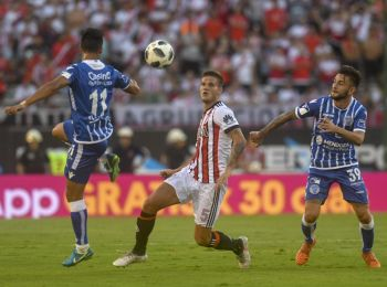 River y Godoy Cruz empataron 2-2 en el Monumental por la Superliga