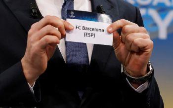 Champions League: el sorteo de cuartos de final le hizo un guiño al Barcelona de Messi