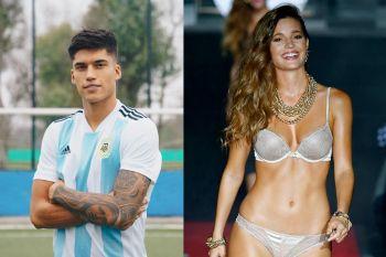 Desiré Cordero, ex de Cristiano Ronaldo que conquistó a un jugador argentino