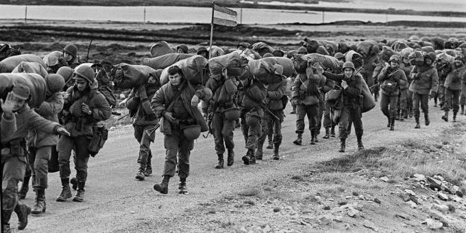 2 de abril: Día de los Veteranos y los Caídos en la Guerra de Malvinas