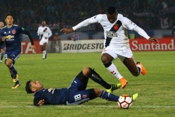 U. de Chile queda eliminado de Libertadores y Sudamericana tras caer ante Vasco