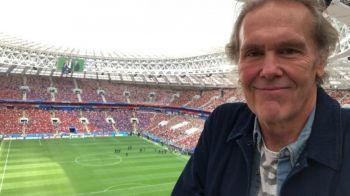 Gonzalo Bonadeo fue agredido por hinchas argentinos en Moscú