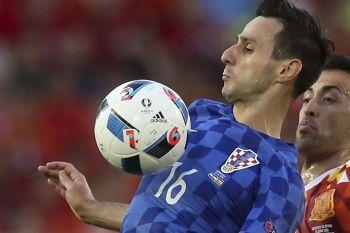 Croacia: Nikola Kalinic fue expulsado de la concentración por negarse a jugar ante Nigeria