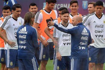 Mundial Rusia 2018: ¿Se vienen más cambios?, así formaría Argentina ante Croacia