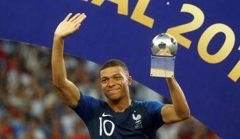 Estrella en ascenso: Mbappé, elegido Mejor Jugador Joven del Mundial Rusia 2018