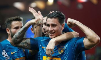 El Atlético Madrid de Simeone le ganó de visitante a Mónaco por Champions League
