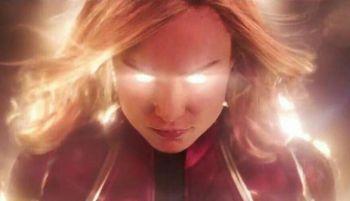 """""""Captain Marvel"""", la nueva gran superheroína de Hollywood"""