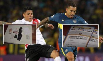 Superclásico: desbaratan banda de reventa de entradas para el partido Boca vs. River