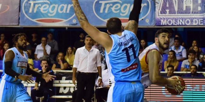 Quimsa le robó el punto a Regatas en Corrientes