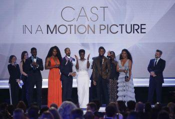 """""""Black Panther"""" gana principal premio en los SAG y está camino al Oscar"""