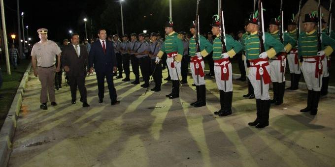 Valdés anunció importantes obras de infraestructura para Berón de Astrada