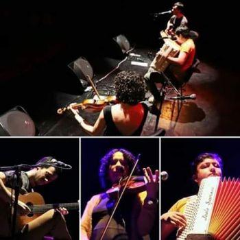 """Ciclo Nuevos Sonidos del Guarán: El Trío Tajy presentará """"Canciones como Semillas"""""""
