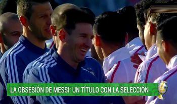 Copa América: la obsesión de Messi, un título con la Selección