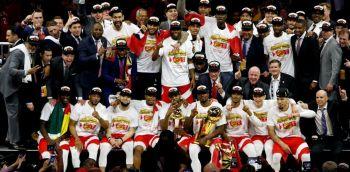 Toronto Raptors venció a Golden State Warriors y es campeón de la NBA