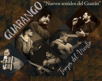 """Nuevos Sonidos del Guarán presenta """"Trozos del Viento"""""""