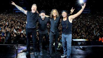 Es oficial: Metallica vuelve a la Argentina