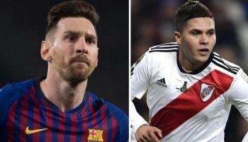 Los 10 goles nominados al Premio Puskás: uno de Messi y otro de River