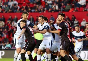 Sobre el final, Colón de Santa Fe venció a Gimnasia por la Superliga