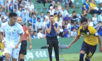 """Scaloni sobre la Selección: """"Tengo buenas sensaciones, la gira fue positiva"""""""