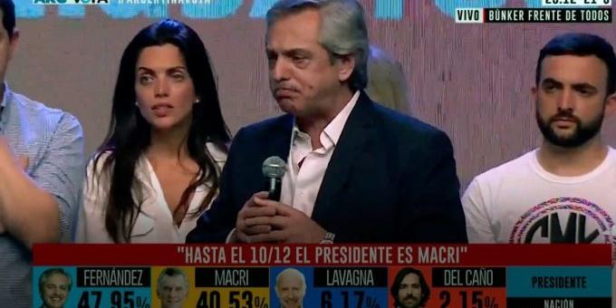 """Alberto confirmó que se reunirá con Macri: """"Empezaremos a ver cómo transcurrimos el tiempo que nos queda"""""""