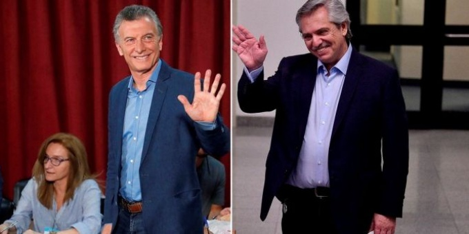 Elecciones 2019: los primeros resultados consagran presidente a Alberto Fernández pese a la remontada de Macri