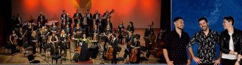 Cierre de Temporada con la Orquesta Sinfónica de la Provincia junto a Barux