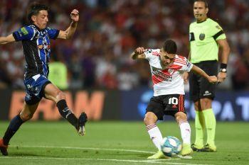 Malas noticias para River: Quintero se lesionó y no jugará la final de Copa Argentina