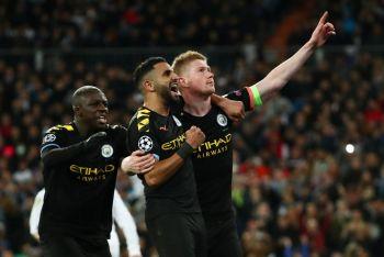Manchester City se lo dio vuelta al Real Madrid y dejó en silencio al Bernabéu