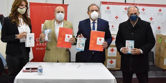 Lucha contra el coronavirus: la Municipalidad cuenta con 125 nuevos termómetros digitales