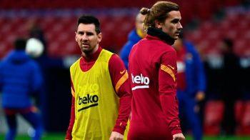 Griezmann rompió el silencio sobre su relación con Messi y reconoció diferencias