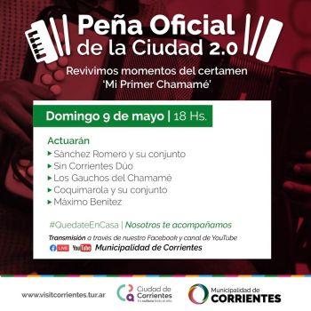 Más artistas se suman a la Peña Oficial de la Ciudad 2.0