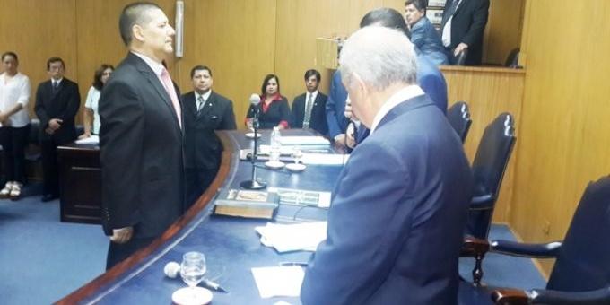 Gialluca fue electo para un nuevo periodo en la Defensoría del Pueblo de Formosa